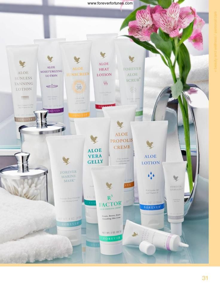 Forever Living Beauty & Wellness - Personal Care		 Enquiries:  enquiry@foreverfortunes.com