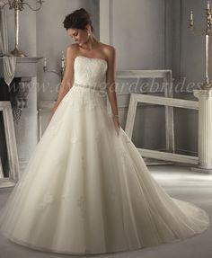 Rochii de mireasa printesa by Avangarde Brides