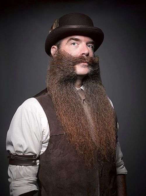 What about fake mustaches that look like THIS!!!   national-beard-moustache-championships-2013_16