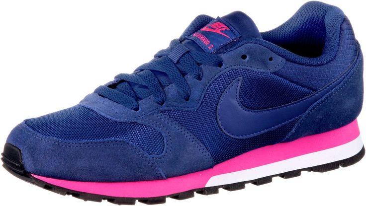 0091201718825 | #Nike #WMNS #MD #RUNNER 2 #Sneaker #Damen #dunkelblau/pink