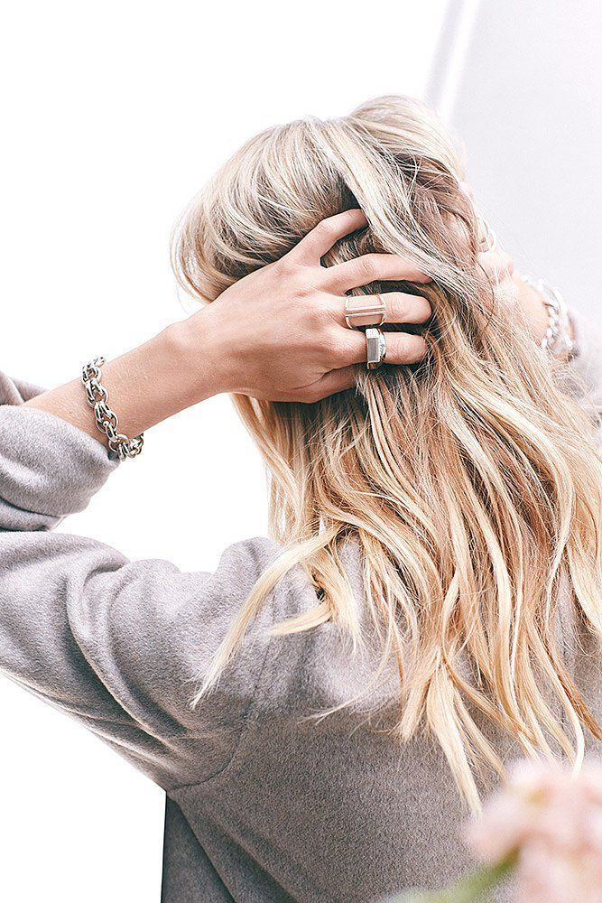 Pin for Later: 50 Genius Morning Beauty Hacks Lazy Girls Will Love Air-Dry Your Hair #BeautyTipsForFace