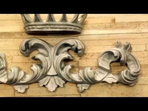 13-Arabesco + coroa Sultão ... ArmaZEN do Lar - YouTube