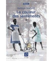 La couleur des sentiments de Kathryn Stockett -  dans les 50 meilleures ventes en France en 2011 & 2012