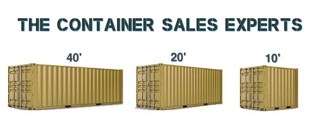 Lexington Container Sales | Shipping, Cargo & Storage Containers for Sale in Lexington, KY
