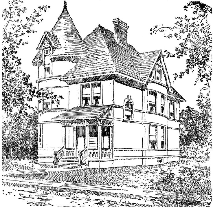 80 best Coloring pages buildings images on Pinterest Drawings