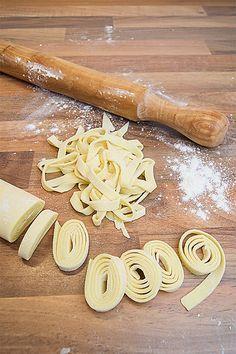 Veganpassion: Grundrezept für frische Pasta