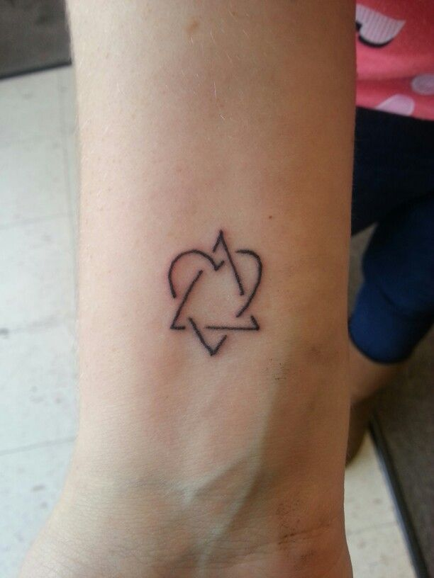17 best ideas about adoption symbol tattoos on pinterest for Adoption symbol tattoos