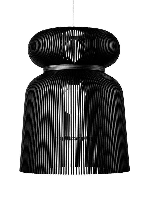 Pipe 3 led suspension lamp decor walther ambientedirect com - Pom Pon Lamp Nika Zupanc Produced By La Femme Et La Maison Suspended Lamp Laser Cut Aluminium