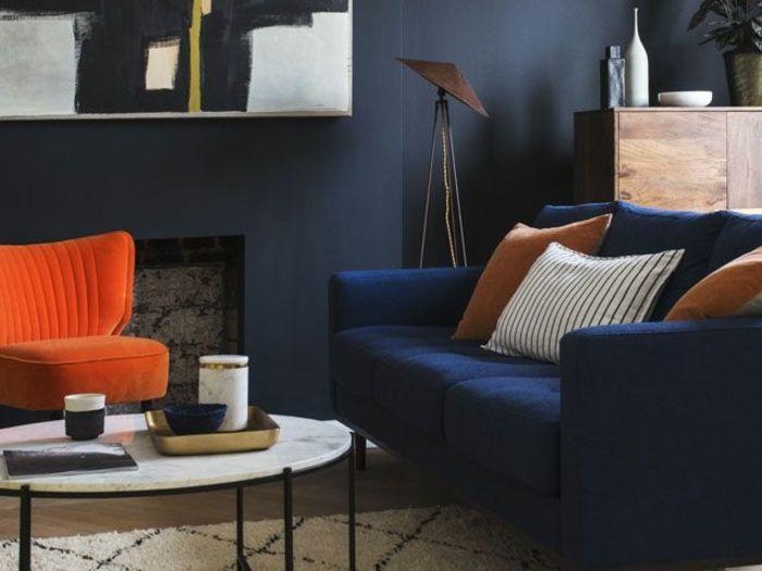 les 1160 meilleures images du tableau salon sur pinterest. Black Bedroom Furniture Sets. Home Design Ideas