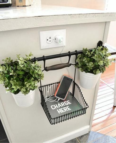 Station de rechargement Idee pratique