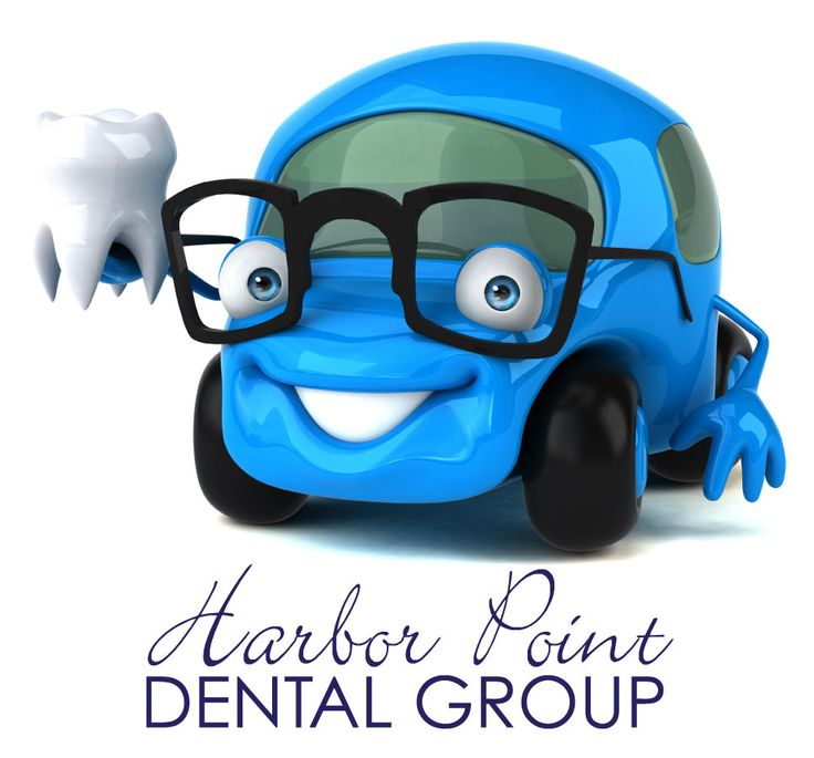 This tooth car is cruising into the weekend! Are you?   Have a great weekend!   #tgif #HarborPointDental #Dentist