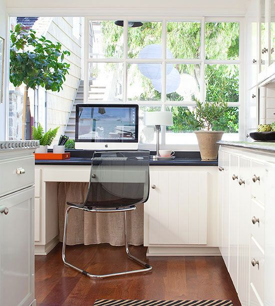 Kitchen Storage Zones: How To Hide Cords And Wires