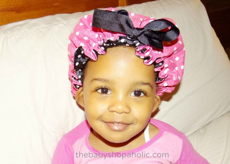 satin bonnets for natural hair babies | Kids hair bonnet is nice and roomy for all hairstyles. Approx. 18 ...