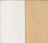 How to tea stain cross stitch fabric