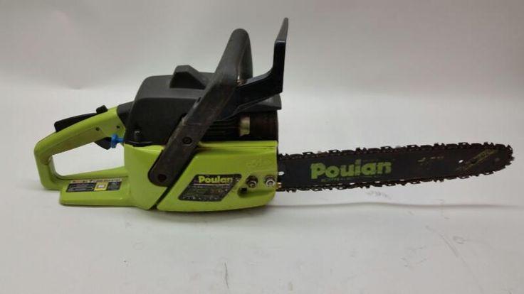 Poulan Chainsaw 0424CS EM