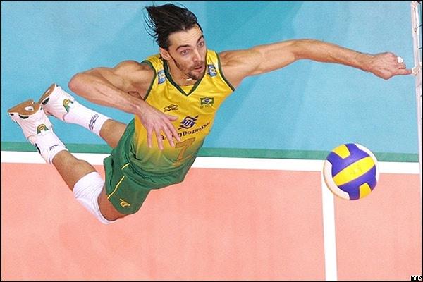 Gilberto Amauri de Godoy Filho , known as Giba (born 23 December 1976 in Londrina), is a Brazilian