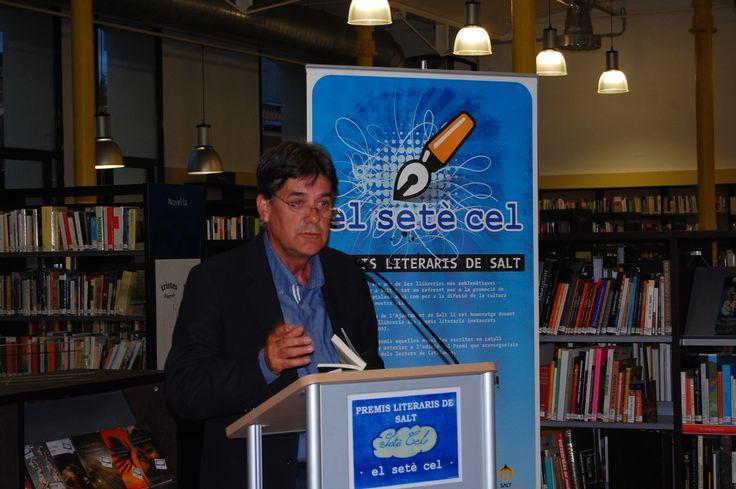 Premis literaris El Setè Cel