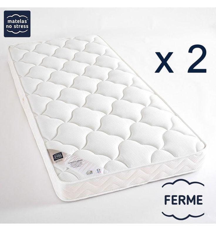 Les 25 meilleures id es concernant matelas 80x200 sur pinterest divan lit i - Matelas mousse 160x200 pas cher ...