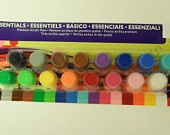 Essential Paint Kit -16 Colours, ceramic, premium quality