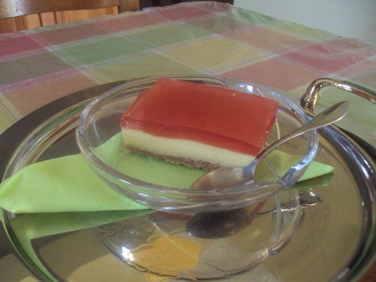 δροσερό γλυκό ψυγείου (νηστίσιμο) | Άκης Πετρετζίκης