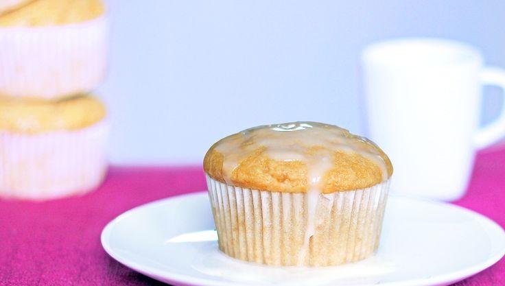 Skinny Vanilla CupcakesLow Fat, Vanilla Cupcakes, Fat Cupcakes, Gluten Free Cupcakes, Skinny Vanilla, Healthy Food, Healthy Gluten Free Desserts, Healthy Desserts, Healthy Living