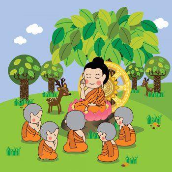 Fantásticos proverbios budistas para educar a los niños.