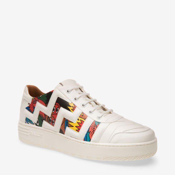 ODONE| Men's sneakers | Bally x Swizz Beatz