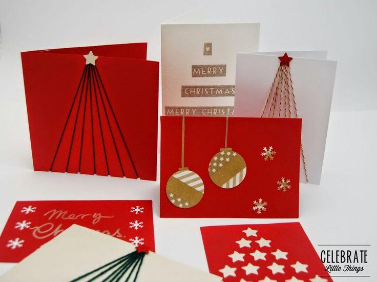 Manualidades con Washi Tape para Navidad   Aprender manualidades es facilisimo.com