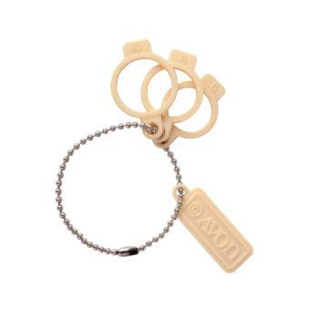 Barátnődnek megtetszett egy gyűrű az AVON katalógusból, de nem tudja a méretét? Erre való a gyűrűsablon!