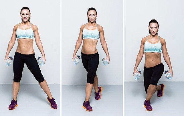 Strærk krop med Anne Bech - fit living