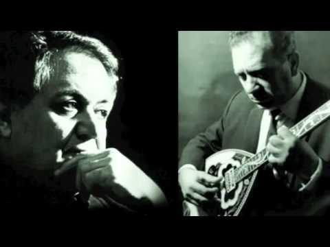 Μάνος Χατζιδάκις & Γιώργος Ζαμπέτας -To φεγγαρι