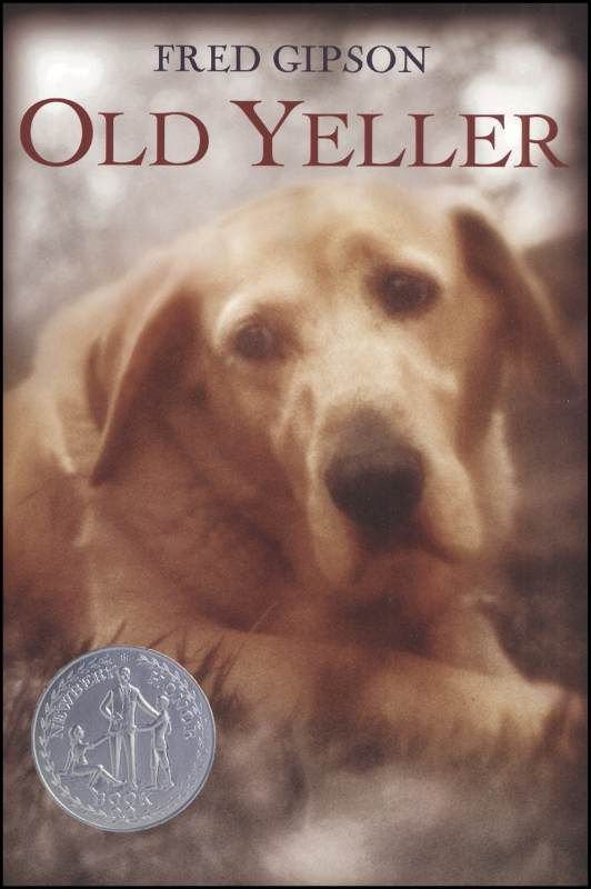 Oh, I remember...this book made me cry...HKB Old Yeller / Fred Gibson