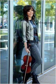 Lindsey Stirling ★ on Pinterest | Lindsey Stirling, Violin and Music
