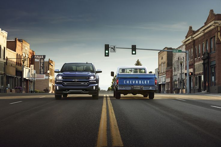 2018 Chevrolet Silverado and Colorado Get Centennial Special Editions - Motor Trend  ||  Chevy introduced the Special Edition Silverado and Colorado which each wear a special Bow Tie to celebrate the brand's history of 100 years of trucks. http://www.automobilemag.com/news/chevrolet-celebrates-100-years-of-chevy-trucks-with-2018-silverado-and-colorado-centennial-special-editions/?utm_campaign=crowdfire&utm_content=crowdfire&utm_medium=social&utm_source=pinterest