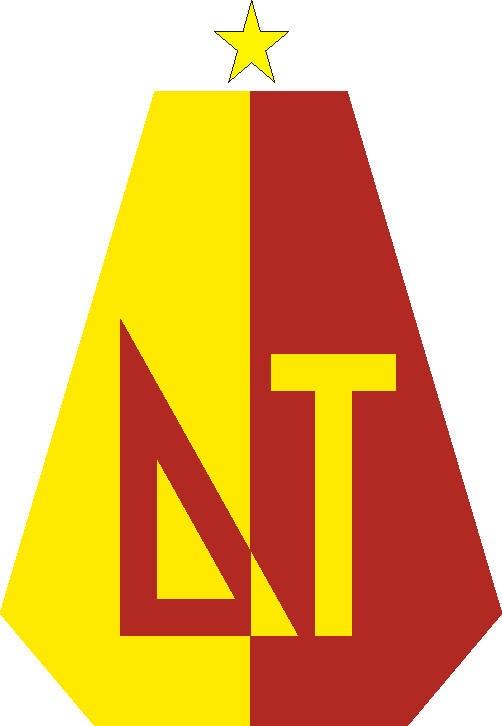 Escudo del #Deportes #Tolima - #Colombia