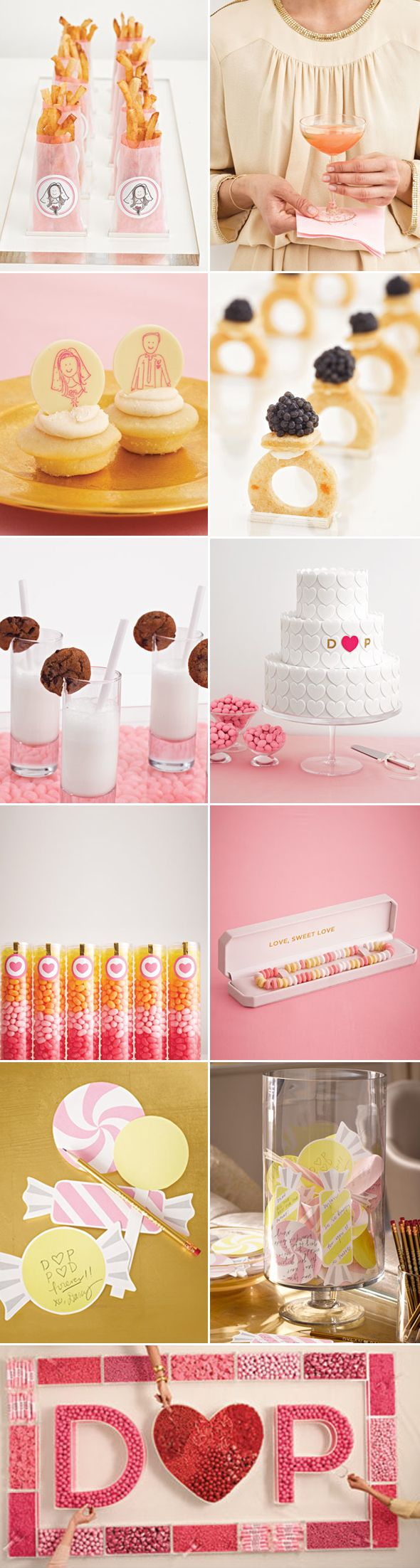 Dylan Lauren Bridal Shower... If only I too owned a candy store