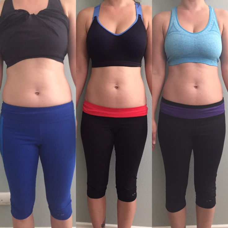 ab workout-this pic is after only 2 weeks (8 workouts)