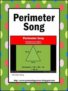 FREE Perimeter and Area Worksheets and Games -- REPIN and visit this blog for tons of FREE teaching ideas and resources! ~ TeachersPayTeachers Promoting Success for You and Your Students!