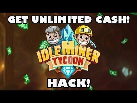 Pin by Fortnitee Hackk on Idle Miner Tycoon Hack Cheats