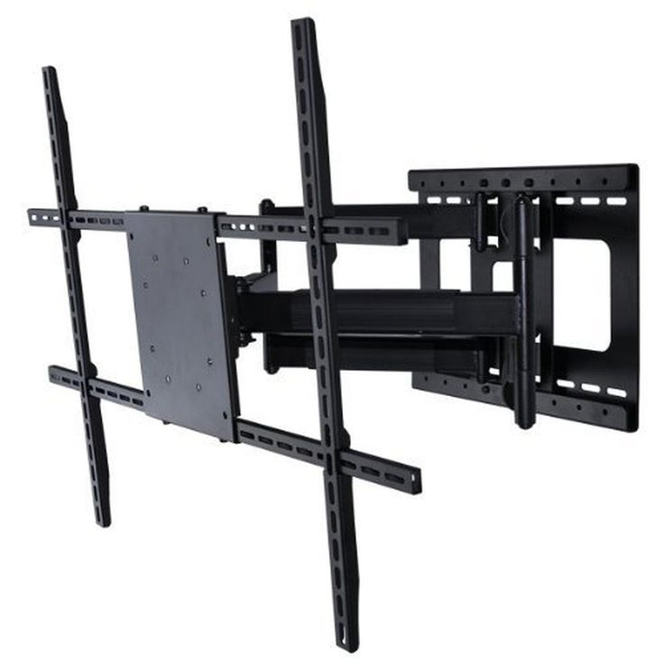 Full Motion TV Wall Mount with 32 inch Long Extension for 42 to 80 inch TVs - Brought to you by Avarsha.com