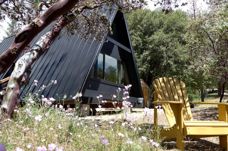 Cabin Rental near Yosemite National Park