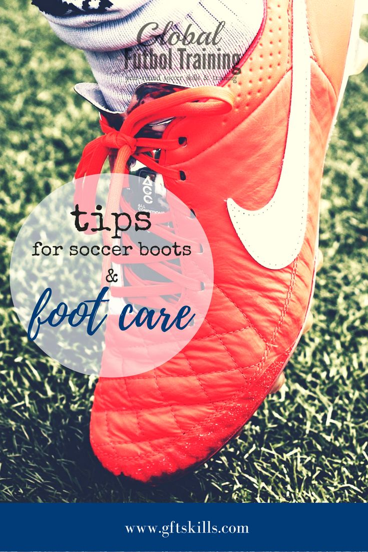 Have you ever had a day where you knew you needed to play soccer, but your feet were in too much pain? Then this article is for you! We're covering how to take care of the most common foot injuries, such as blisters, soreness, and toe injuries; as well as how to properly care for your boots, so they stay comfortable.