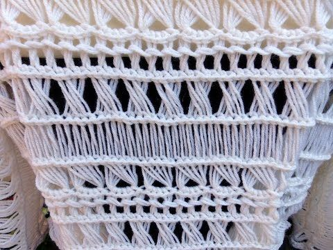 Fancy Broomstick Lace Stitch Videos Make My Day Creative