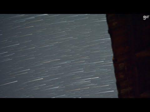 Star Trail Timelapse-Nikon D5200 |