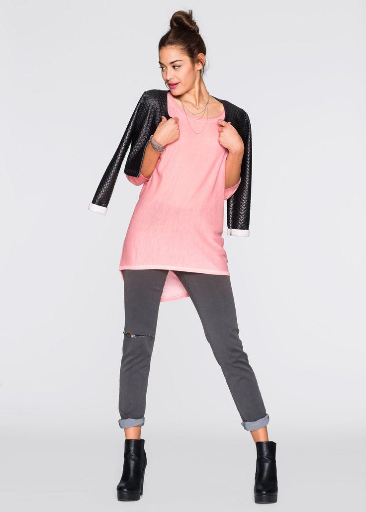 Pullover neonrosa - RAINBOW jetzt im Online Shop von bonprix.de ab ? 22,99 bestellen. Cool aussehen und sich absolut wohlfühlen - das kannst du in diesem ...