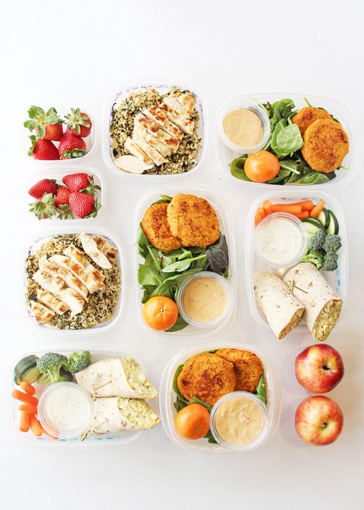 Полезная Диета При Похудении. 5 готовых вариантов меню на неделю для похудения и диеты
