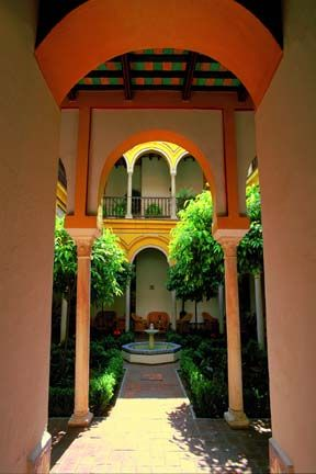 Seville, Spain.  http://www.costatropicalevents.com/en/costa-tropical-events/andalusia/cities/seville.html