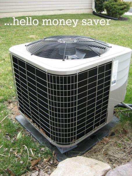 On practical matters…heat pumps. Tips for installing a new heat pump.