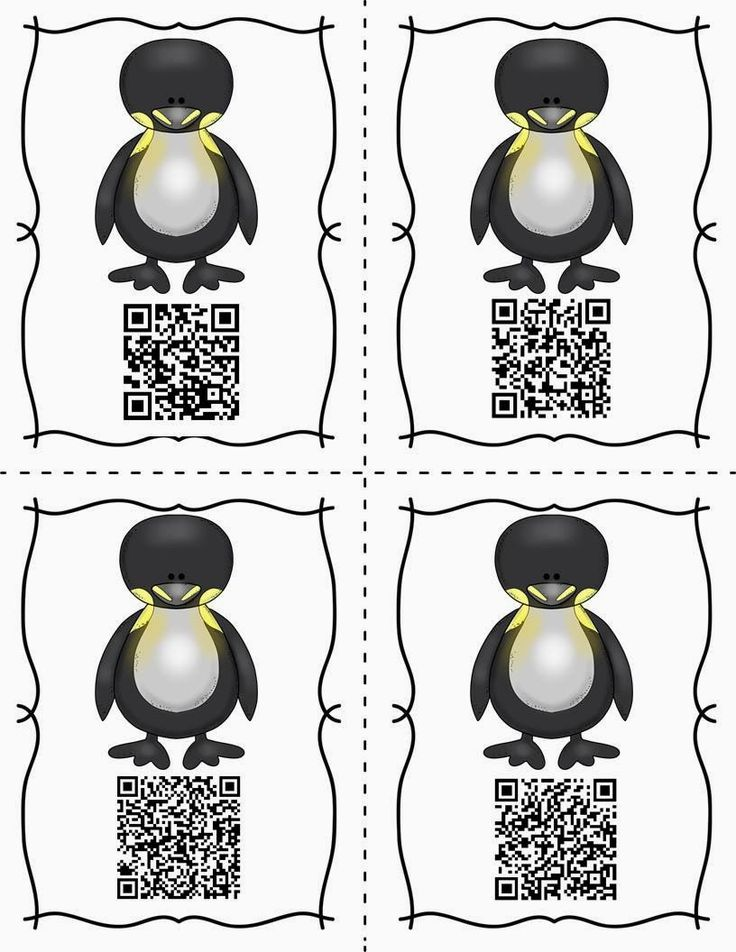 We Heart 1st: Penguin Party! {aka Penguin Research} Use QR codes to make research easier for primary students.