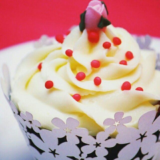 Red Velvet Cupcake!